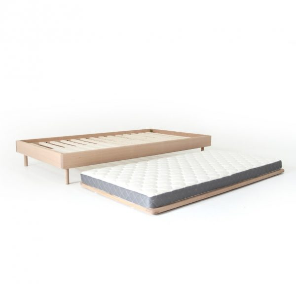 Sleek Trundle For Bed Base