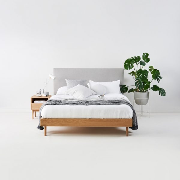 astrid bed mubu queen am oak