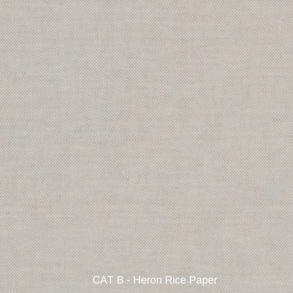 Cat B Heron Rice Paper