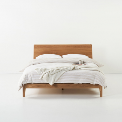 Lois Timber Bed
